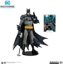 DC Multiverse 7 Inch Action Figure Comic Series - Detective Comics #1000... - $29.69