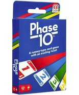 Phase 10 Card Game - $10.95