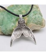Mermaid Tail Necklace - $19.00
