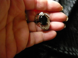 PARANORMAL RING OF THE BLACK UNICORN SIZE 6.5 - $89.00