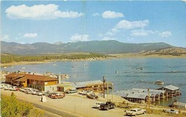 Circle H Corral Motel & Restaurant Granby Colorado postcard - $4.90