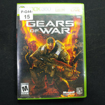 Gears of War (Xbox 360, Live) with Manual - $5.81