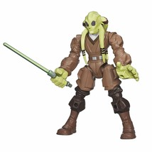 Star Wars Hero Mashers Episode II Kit Fisto - $14.10