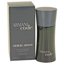 Armani Code by Giorgio Armani Eau De Toilette  1.7 oz, Men - $62.17