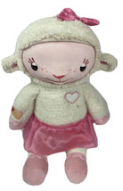 Disney Doc McStuffins Doctor Take Care of Me Lambie Interactive Toy Plush - $33.65