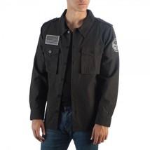 Marvel Comics The Punisher Vigilante Utility Jacket NEW UNWORN - $24.18