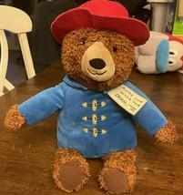 """2016 KOHL'S Cares Paddington Bear Plush 14"""" - $13.85"""
