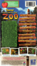 Let's Go to the Zoo Vhs image 2