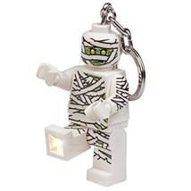 LEGO Monster Fighters Mummy Key Light - Minifigure Key Chain with LED Fl... - $9.89