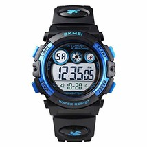 Skmei Kids Sports Watch, Multi Function Digital Kids Watches Waterproof ... - $20.86