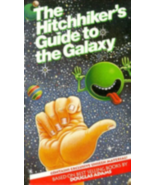 The Hitchhiker's Guide to the Galaxy Vhs - $9.99