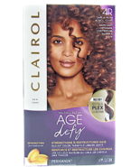 Clairol New York Age Defy 4R Dark Auburn Permanent New 2X Repair Plex 1 ... - $17.76