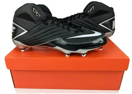 Nike Super Speed D 3/4 Mens Football Cleats Size 12 NEW NFL Shoes Boots ... - $35.12
