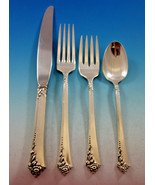 Damask Rose by Oneida Sterling Silver Flatware Set for 24 Service 218 pieces - $4,360.00
