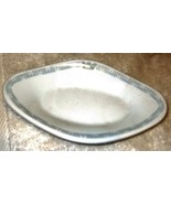 Utility Dish Made in Italy for MV Oceanic Steamship. - $7.00