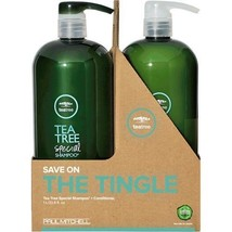 Paul Mitchell Tea Tree Special Shampoo & Conditioner Liters 33.8 oz Duo - $48.51