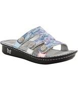 Alegria New Women's Venice Slide Sandal Impressionista 38 - $77.98