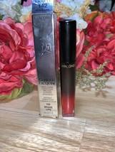 Lancome L'Absolu Lacquer Longwear Lip Color 142 BRAVE LIPS BNIB - $19.79