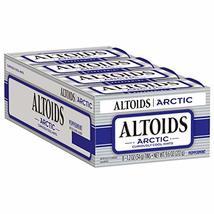Altoids Artic Mints, Peppermint, 1.2 Ounce (Pack of 8) - $29.00