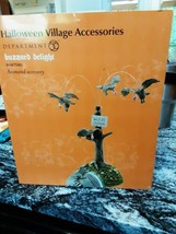 Dept 56 Halloween Village Animated Buzzard Delight 4047546 - $59.40