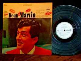Dean Martin Christmas Album Record    AA-191757 Vintage Collectible image 3