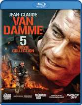 Jean-Claude Van Damme-5 Movie Collection (Blu-Ray/2 Disc)