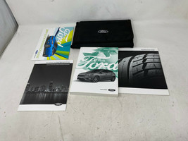 2017 Ford Focus Owners Manual Handbook Set with Case OEM Z0A0404 - $27.71