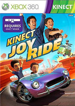 Kinect Joy Ride (Microsoft Xbox 360, 2010) - $3.83
