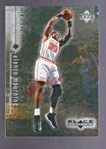 Alonzo Mourning 1998-99 Upper Deck Black Diamond #51 Miami Heat - $1.98
