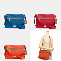 NWT COACH F37239 SAWYER Shoulder Cross body Bag Authentic - $95.12