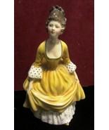 Royal Doulton Lady Figurine - Coralie  - GORGEOUS - $37.95