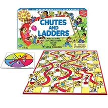 Winning Moves Games Classic Chutes and Ladders Board Game - $16.86