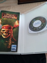 Sony PSP Disney Pirates Of The Caribbean: Dead Man's Chest image 2