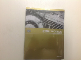 2015 Harley Davidson Dyna Modelli Negozio Riparazione Manuale Officina Nuova Oem - $178.18