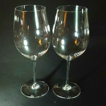 2 (Two) RIEDEL SOMMELIER HANDMADE Crystal Wine-Bordeaux 32 oz-Signed - $170.99