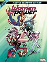 Heroes of Power: The Women of Marvel: All-New Marvel Treasury Edition (Women of  - $15.83