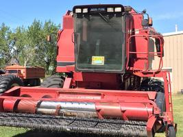 1688 Case IHC Combine For Sale in Northgate, North Dakota 58737 image 3