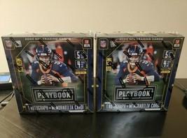 2020 Panini Playbook Football Mega Box  Lot of 2  Brand New Ships Fast!!! - $95.50