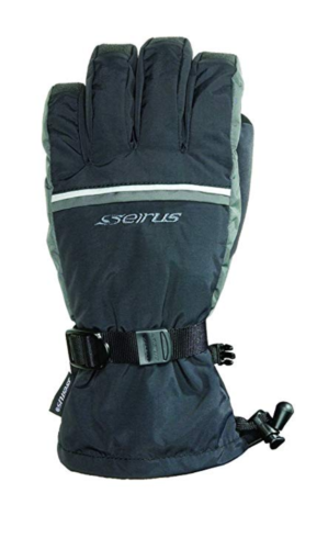 Unisex SM Seirus Innovation Slider Gloves Dry Hand Water & Wind Proof Breathable