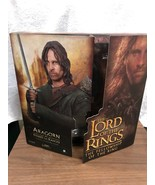 """Sideshow EXCLUSIVE Weta 1:6 Scale 12"""" Action Figure Toy Doll NIB ARAGORN - $81.75"""