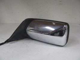 Side View Mirror Jaguar XJ12 XJ6 1993 93 1994 94 Left Black 359169 - $44.43