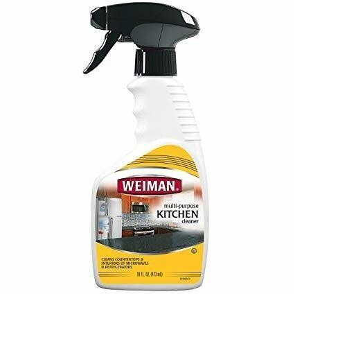 Weiman - 16-Oz. Multipurpose Kitchen Cleaner - Multi - $9.73