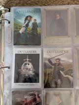 Outlander Season 1 Binder Wardrobe M37 B1 Promo Chase Base image 5