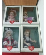 I LOVE LUCY PRECIOUS KIDS PREMIER VINYL BABY LUCY DOLL COLLECTION LOT OF... - $200.00