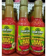 Spur Tree Crushed Red Pepper Sauce 148ml (3 bottles) - $19.64
