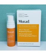 Murad Vita C Vitamin Glycolic Brightening Serum -Travel (0.17 oz/5mL) Ne... - $23.99