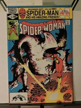 Spider-Woman #41  dec 1981 - $5.92