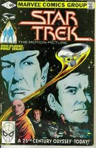 Star Trek The Motion Picture #1 (Marvel Comics)... - $1.95