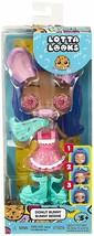 Lotta Looks Mattel Cookie Swirl Donut Bunny Mood Mood Pack with Plug/Pla... - $8.88