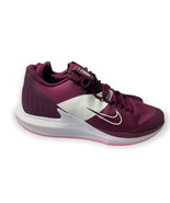Nike Women's Nikecourt Air Zoom Zero HC Purple White Tennis AA8022 603 S... - $104.96